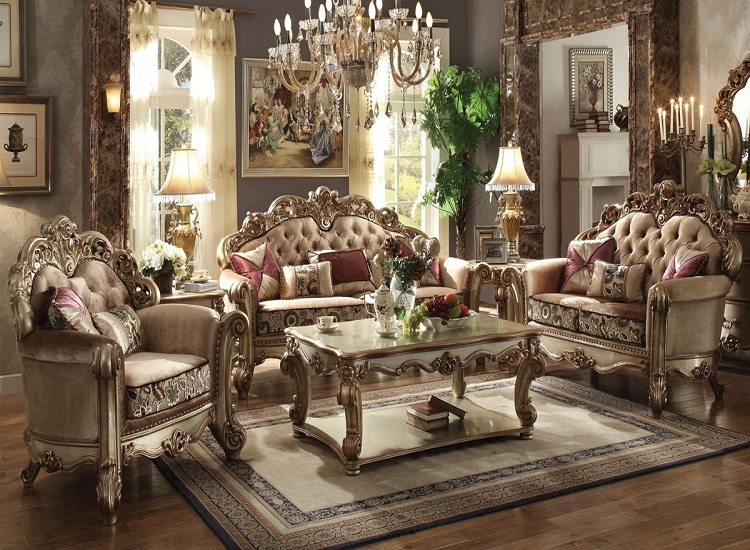 French Furniture Style